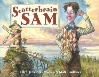 Cover image for Scatterbrain Sam