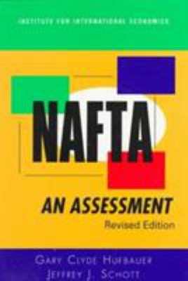 Cover image for NAFTA : an assessment