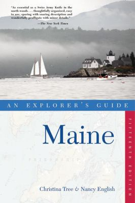 Cover image for Maine : an explorer's guide