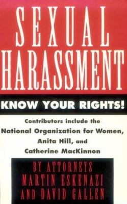 Cover image for Sexual harassment : know your rights