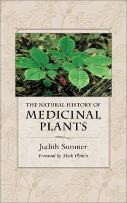 Cover image for The natural history of medicinal plants