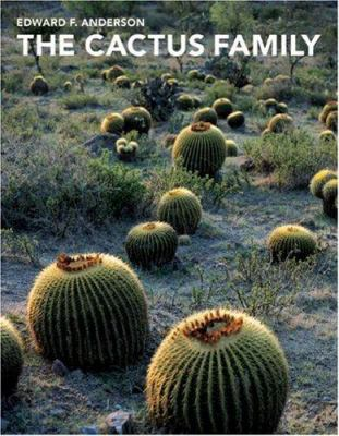Cover image for The cactus family