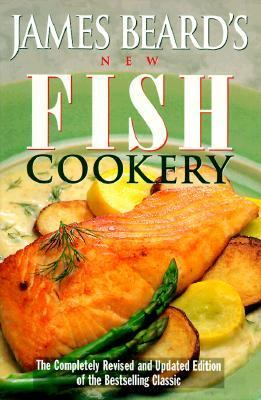 Cover image for James Beard's New fish cookery.