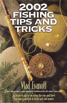 Cover image for 2002 fishing tips and tricks