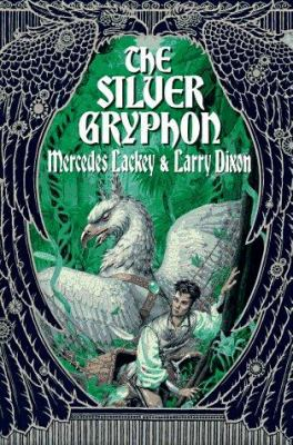 Cover image for The silver gryphon