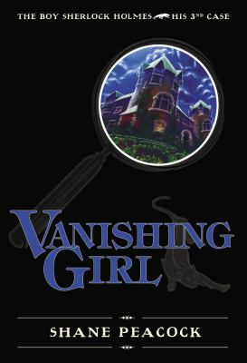 Cover image for Vanishing girl