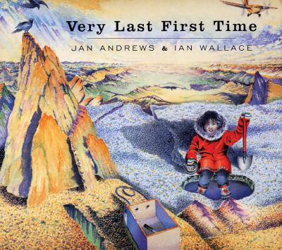Cover image for Very last first time