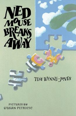 Cover image for Ned Mouse breaks away
