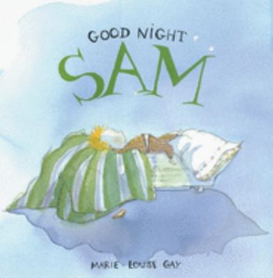 Cover image for Good night Sam