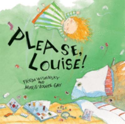 Cover image for Please, Louise