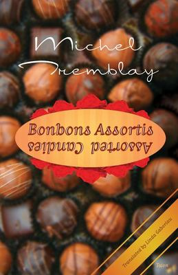 Cover image for Bonbons assortis = Assorted candies