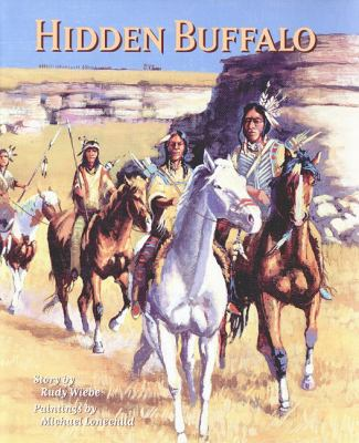 Cover image for Hidden buffalo