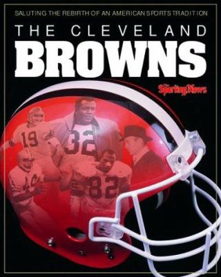 Cover image for Cleveland Browns : the official illustrated history