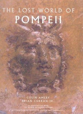 Cover image for The lost world of Pompeii