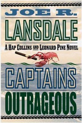 Cover image for Captains outrageous
