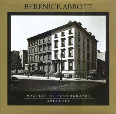 Cover image for Berenice Abbott