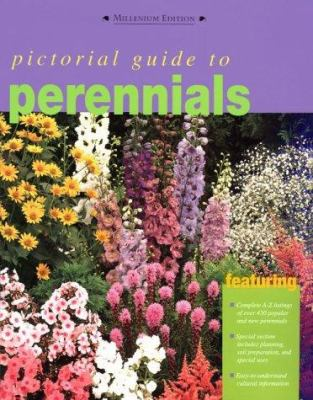 Cover image for Pictorial guide to perennials