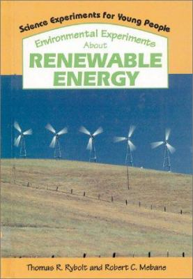 Cover image for Environmental experiments about renewable energy