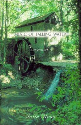 Cover image for Music of falling water
