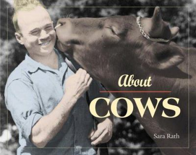 Cover image for About cows