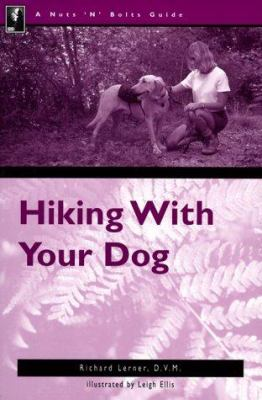 Cover image for Hiking with your dog