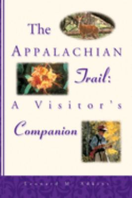 Cover image for The Appalachian Trail : a visitor's companion