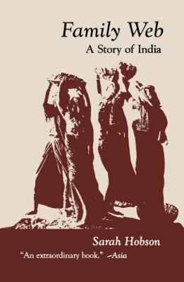 Cover image for Family web : a story of India