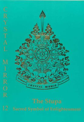 Cover image for The Stupa : sacred symbol of enlightenment.