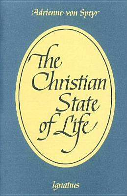 Cover image for The Christian state of life