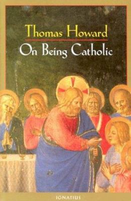 Cover image for On being Catholic