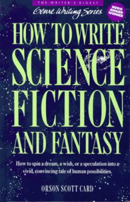 Cover image for How to write science fiction and fantasy