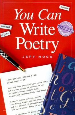 Cover image for You can write poetry