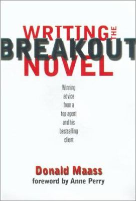 Cover image for Writing the breakout novel