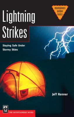 Cover image for Lightning strikes : staying safe under stormy skies