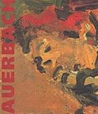 Cover image for Frank Auerbach : Paintings and Drawings 1954-2001