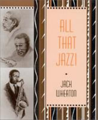 Cover image for All that jazz!