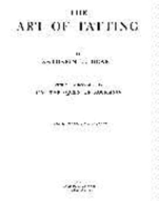 Cover image for The art of tatting