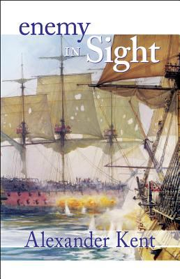 Cover image for Enemy in sight