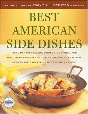 Cover image for Best American side dishes