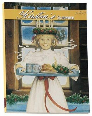 Cover image for Kirsten's surprise : a Christmas story, 1854