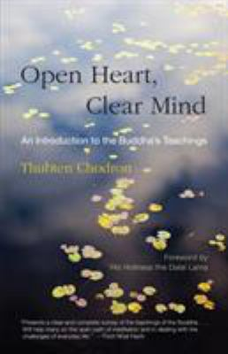 Cover image for Open heart, clear mind