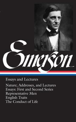 Cover image for Essays and lectures