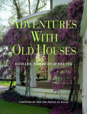 Cover image for Adventures with old houses