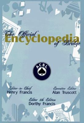 Cover image for The official encyclopedia of bridge
