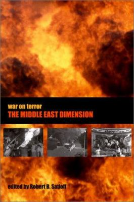 Cover image for War on terror : the Middle East dimension