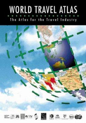 Cover image for World travel atlas