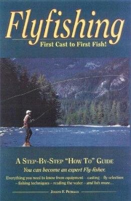 Cover image for Flyfishing : first cast to first fish!