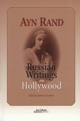 Cover image for Russian writings on Hollywood