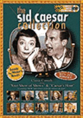 Cover image for The Sid Caesar collection. Inside the writers' room