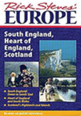 Cover image for South England, Dover to Land's End Heart of England and South Wales ; Scotland's highlands and islands